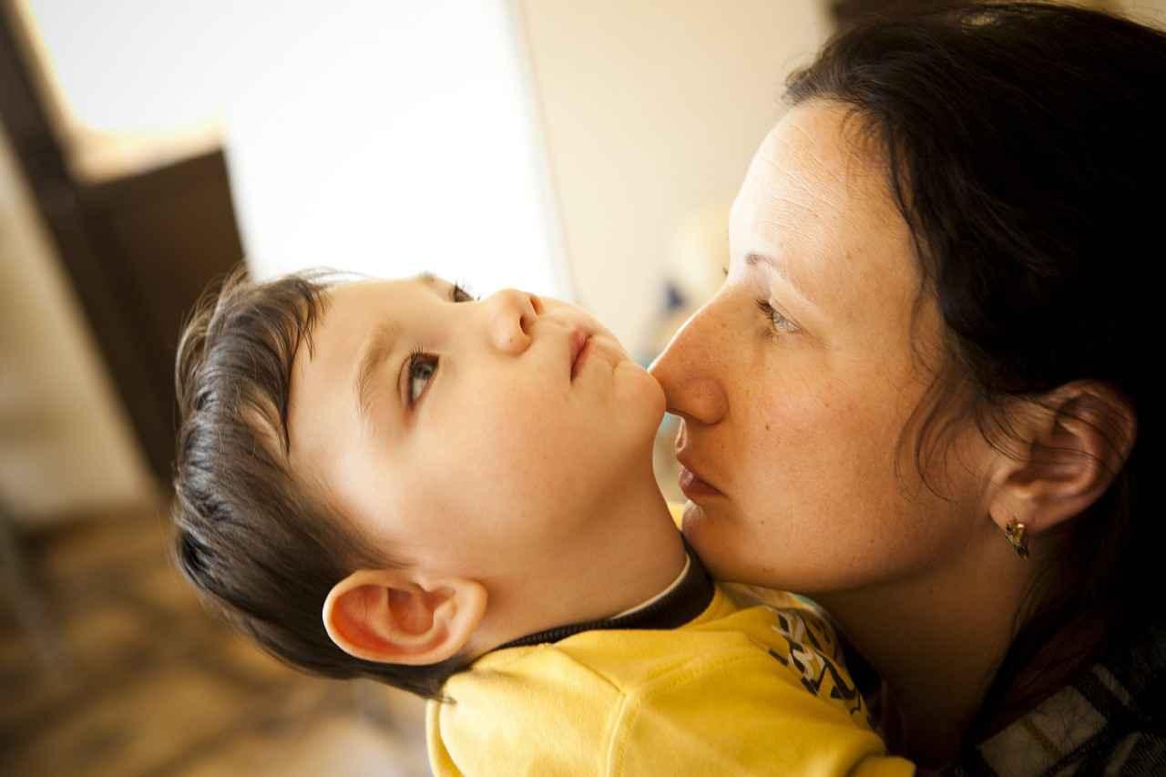 Исследование динамики привязанности в семьях, которые имеют ребенка с церебральними проблемами