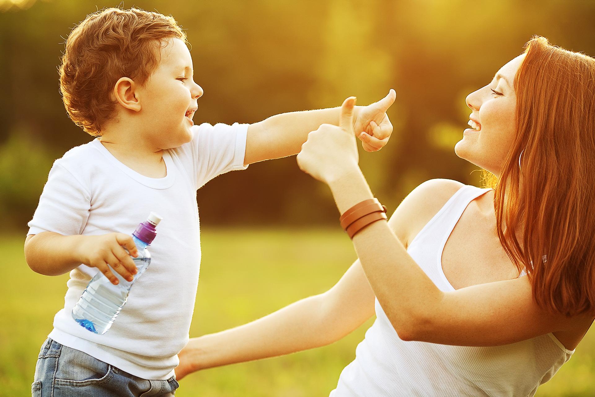Исследование асимметрии мозга с ее соотнесением к привязанности в диаде мама-ребенок