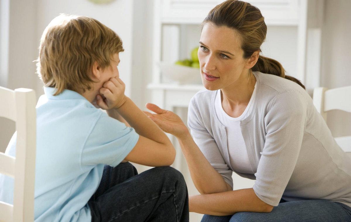 Как сказать ребенку, что вы отведете его к психологу?