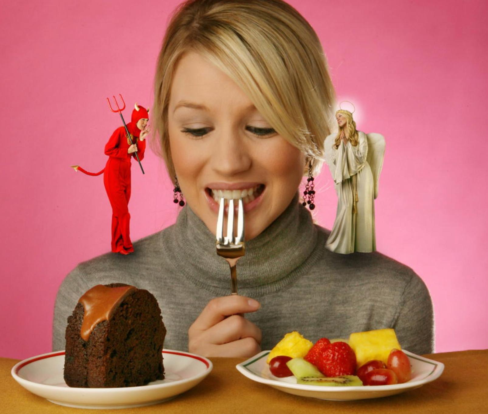 Тест отношения к приёму пищи