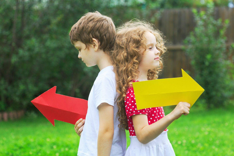 Отношение ребенка к сверстникам (для родителей и воспитателей)