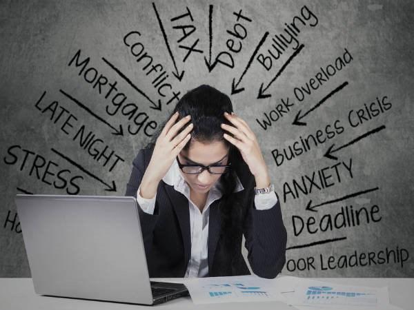 Обнаруживаете ли вы у себя признаки стресса?