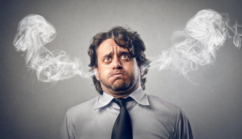 Подвержены ли вы стрессу?